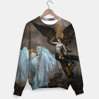 Miniatur Angels sweater, Live Heroes