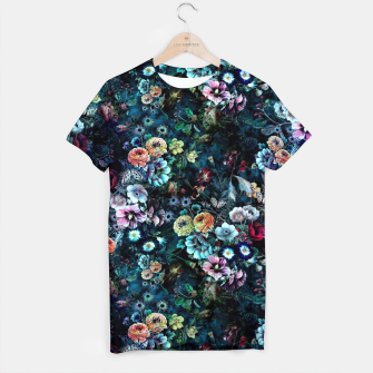 Thumbnail image of Night Garden T-shirt, Live Heroes