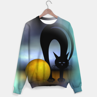 Thumbnail image of mooncat's moongame Sweater, Live Heroes