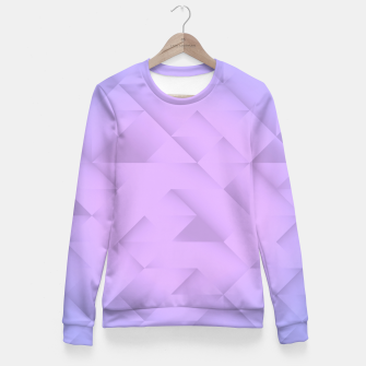 Thumbnail image of Geo Tee Fitted Waist Sweater, Live Heroes