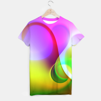 Thumbnail image of the sound of colors -1- T-shirt, Live Heroes