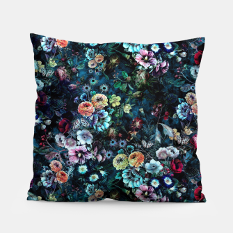 Thumbnail image of Night Garden Pillow, Live Heroes