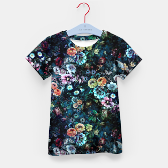 Thumbnail image of Night Garden Kid's T-shirt, Live Heroes
