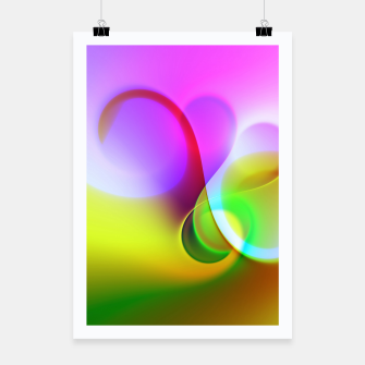 Thumbnail image of the sound of colors -1- Poster, Live Heroes
