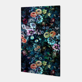Miniature de image de Night Garden Canvas, Live Heroes