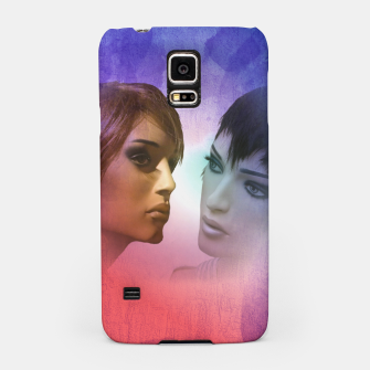 Thumbnail image of girlfriends Samsung Case, Live Heroes