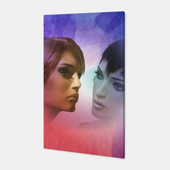 Thumbnail image of girlfriends Canvas, Live Heroes