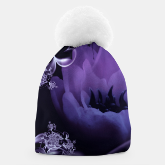 Thumbnail image of flower of evil Beanie, Live Heroes