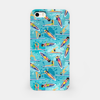 Thumbnail image of Rainbow Waikiki Reflexions iPhone Case, Live Heroes
