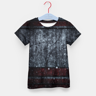 Thumbnail image of Texture Play T-Shirt für Kinder, Live Heroes