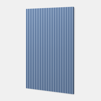 Miniaturka Trendy blue Stripes Canvas, Live Heroes