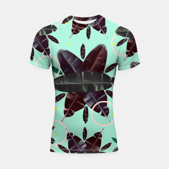 Thumbnail image of dream pop Shortsleeve Rashguard, Live Heroes