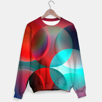 round and full of color Sweater thumbnail image