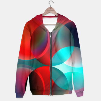 round and full of color Hoodie thumbnail image