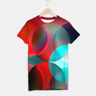 round and full of color T-shirt thumbnail image