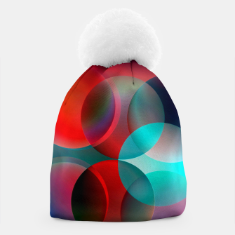 round and full of color Beanie thumbnail image