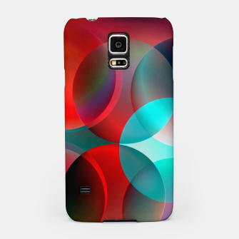 round and full of color Samsung Case thumbnail image