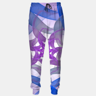 Thumbnail image of fractal star -1- Sweatpants, Live Heroes