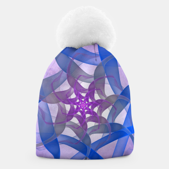 Thumbnail image of fractal star -1- Beanie, Live Heroes