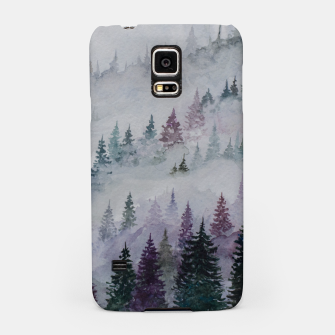 Thumbnail image of Purple Haze.Forest Samsung Case, Live Heroes