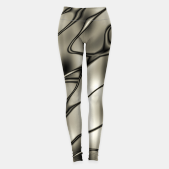 Miniatur Silver Squiggly Leggings, Live Heroes