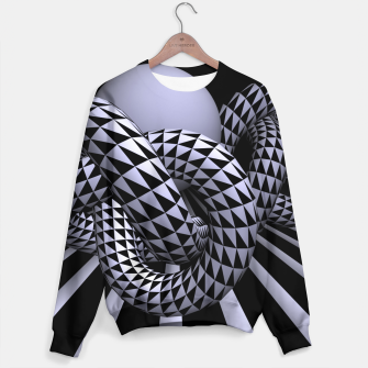 Thumbnail image of knots Sweater, Live Heroes