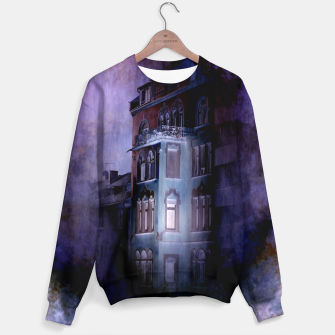 Thumbnail image of the haunted house Sweater, Live Heroes