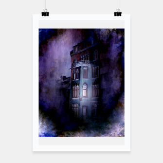 Thumbnail image of the haunted house Poster, Live Heroes