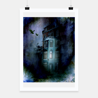 Thumbnail image of the haunted house -2- Poster, Live Heroes