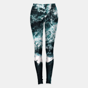 Thumbnail image of Tropical Sea Leggings, Live Heroes