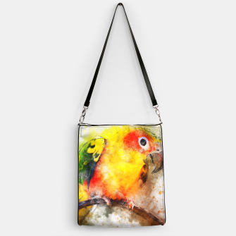 Thumbnail image of Birdie - YOU - Nique Fashion Handbag, Live Heroes