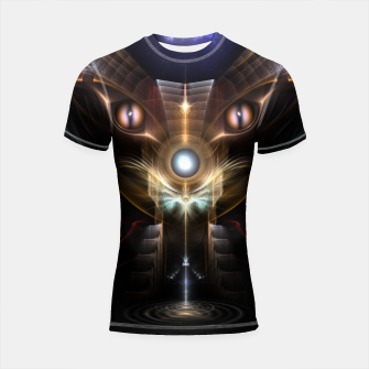 Miniaturka Kitty Kat Guardian Of The Void II Shortsleeve Rashguard, Live Heroes