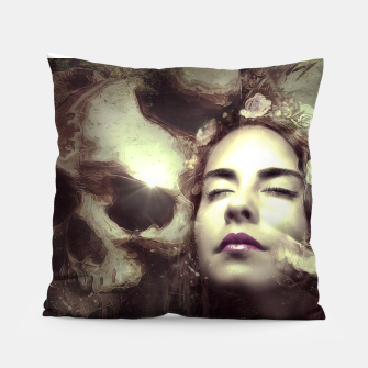 Thumbnail image of YOU - Nique FASHION Pillow, Live Heroes