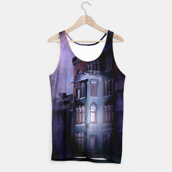 the haunted house Tank Top thumbnail image