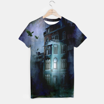 Thumbnail image of the haunted house -2- T-shirt, Live Heroes