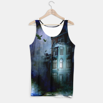 Thumbnail image of the haunted house -2- Tank Top, Live Heroes