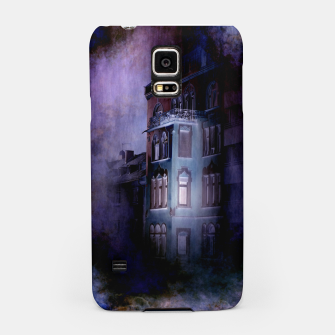 Miniatur the haunted house Samsung Case, Live Heroes