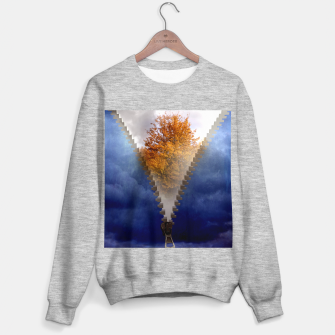 Thumbnail image of fall time Sweater regular, Live Heroes