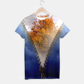Thumbnail image of fall time T-shirt, Live Heroes
