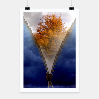 Thumbnail image of fall time Poster, Live Heroes