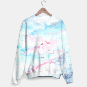 Thumbnail image of Abstract Sky Sweater, Live Heroes