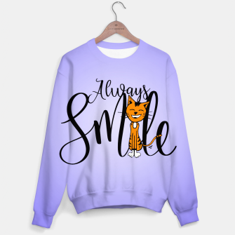 Always smile Sweater obraz miniatury