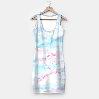 Thumbnail image of Abstract Sky Simple Dress, Live Heroes