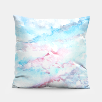 Thumbnail image of Abstract Sky Pillow, Live Heroes