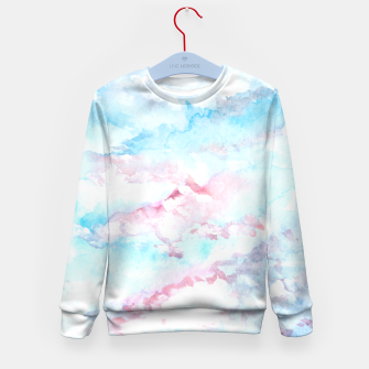 Thumbnail image of Abstract Sky Kid's Sweater, Live Heroes