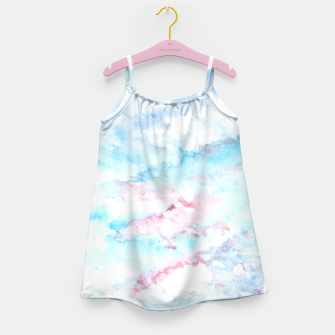 Thumbnail image of Abstract Sky Girl's Dress, Live Heroes