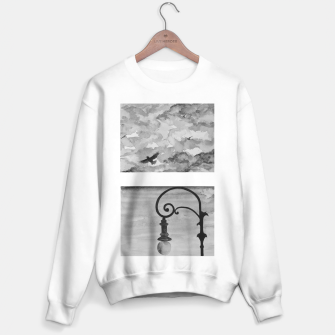 Thumbnail image of Sky anf streetlight view Sweater regular, Live Heroes