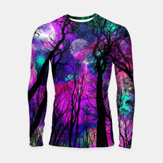 Magic forest Longsleeve Rashguard  obraz miniatury