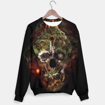 Thumbnail image of Skull Castle Sweater, Live Heroes