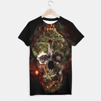 Thumbnail image of Skull Castle T-shirt, Live Heroes